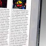 Recenze v časopisu Rock'n'Pop - červenec 2013
